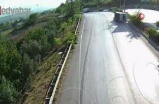 İşte Sakarya'da KGYS'ye yansıyan trafik kazaları