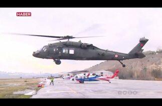 Jandarma, helikopter pilotlarını yerli simülatörle eğitiyor