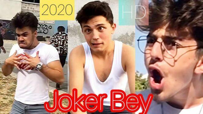 Joker Bey En Yeni Tiktok Videoları   2020