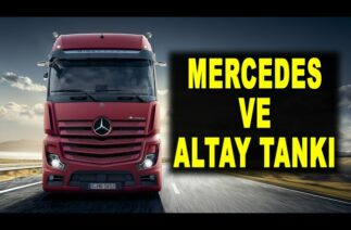 Mercedes'ten sonra Altay Tankı'na – After the Mercedes to the Altay tank – Savunma Sanayi