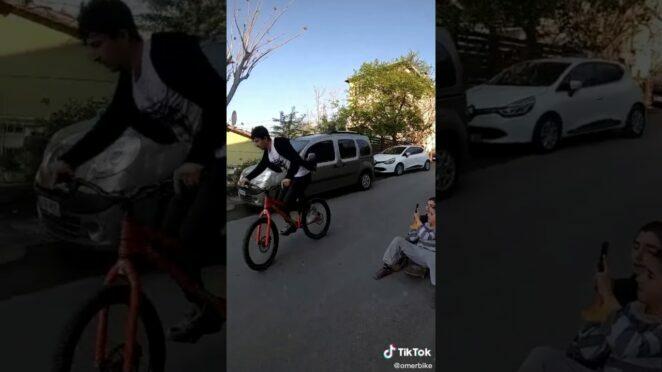 Ömer Bike TikTok Videoları #7