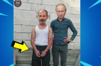 R.T.E | Nikol Paşinyan | Putin | ilham Aliyev – Komik Montaj 2020