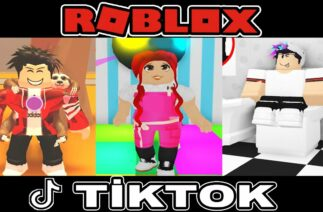 🎶 Roblox Tiktok Videoları 🎶 | Adopt Me | Roblox Türkçe