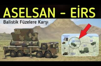 SAVUNMA SANAYİ / ASELSAN ERKEN İHBAR SİSTEMİ / ASELSAN EİRS / RADAR SİSTEMİ