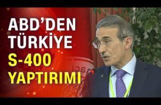 Savunma Sanayi Başkanı Demir, ABD'nin yaptırım listesinde!