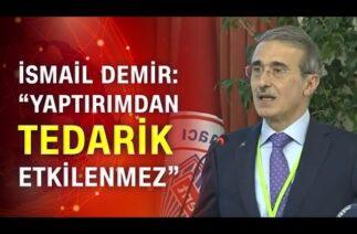 Savunma Sanayii Başkanı Demir'den ABD yaptırmalarına yönelik flaş açıklama