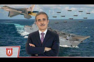 Savunma Sanayii Başkanlığı ve SSB Başkanı Prof. Dr. İsmail Demir, ABD'nin hedefinde