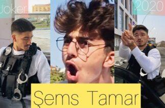 Şems Tamar & Joker Bey En Yeni Tiktok Videoları | 2020