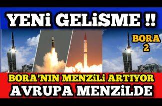 TÜRK FÜZELERİ ARTIK DURDURULAMAZ – Türk Savunma Sanayi Gelişmeleri