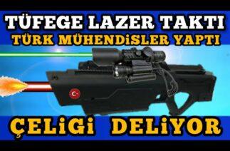 TÜRK LAZERİ HAZIR – Türk Savunma Sanayi Gelişmeleri
