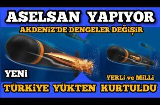 TÜRKİYE YÜKTEN KURTULUYOR – Türk Savunma Sanayi Gelişmeleri