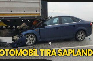 Tosya'da Zincirleme Trafik Kazası: 4 Yaralı