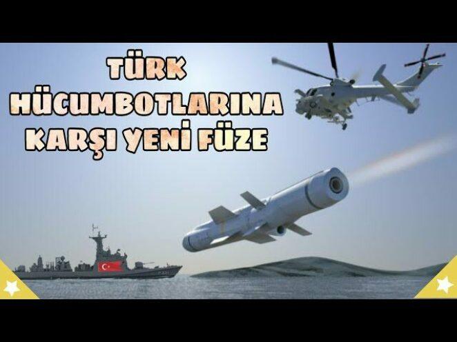 Türk ve İran Hücumbotlarına Karşı Yeni Füze! İngiliz ve Fransız Gemisavar Füzesi Akdeniz'de Gerilim