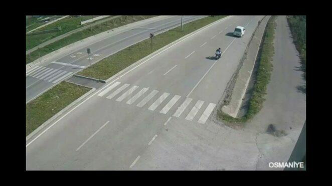 Türkiye Trafik Kazaları Mobese Görüntüleri