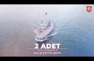 Türkiye'nin deniz projelerinde öne çıkan başarılar (2020)