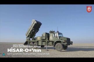 Türkiye'nin hava savunma silah ve mühimma tprojelerinde öne çıkan başarılar (2020)