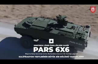Türkiye'nin kara araçları projelerinde öne çıkan başarılar (2020)
