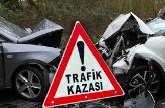 acı trafik kazaları