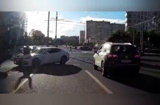trafik kazaları serisi