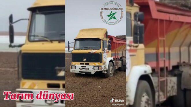 EFSANE TİKTOK TRAKTÖR VİDEOLARI [bol çekişmeli traktör videoları..]