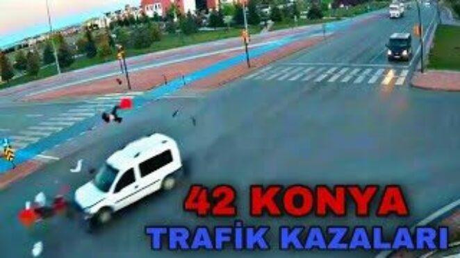 42 KONYA – TRAFİK KAZALARI