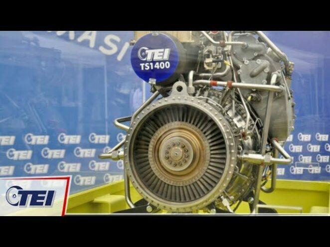 6 ay içinde en az 5 adet TS-1400 motoru üretilecek