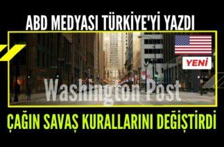 ABD MEDYASI TÜRKİYE'NİN SAVUNMA SANAYİ GÜCÜNÜ YAZDI / DIŞ BASINDA TÜRKİYE
