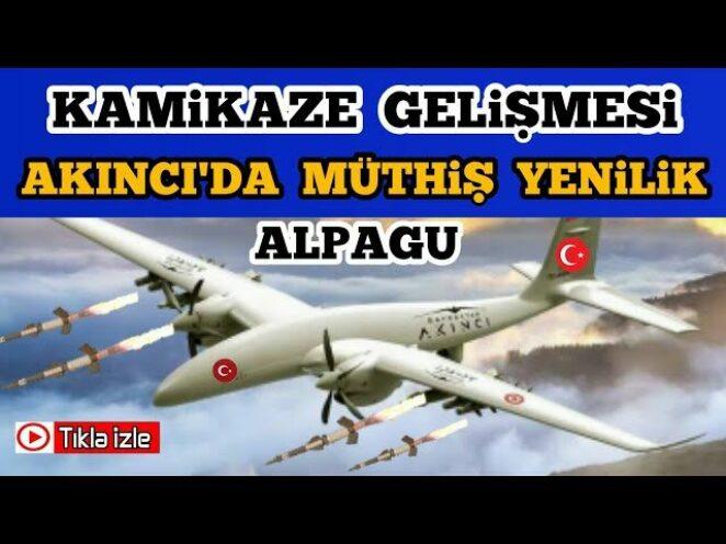 AKINCI TİHA YENİ GELİŞME – Türk Savunma Sanayi Gelişmeleri
