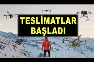 ASELSAN Kırlangıç İHA teslimatına başladı – Kırlangıç UAV delivery started – DASAL – Savunma Sanayi