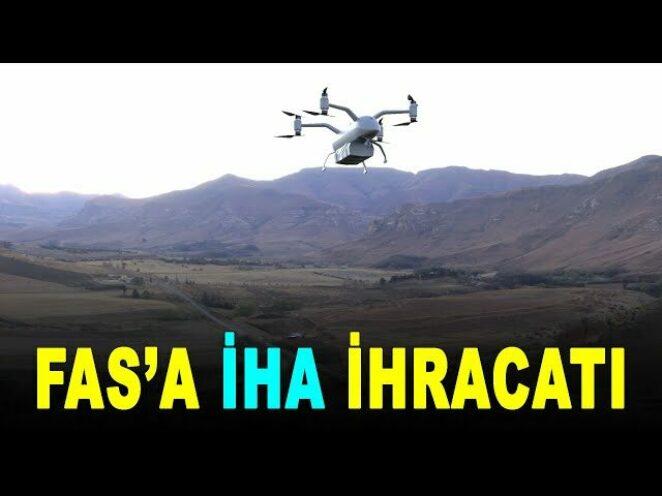 ASELSAN şirketinden Fas'a 120 İHA – Turkey sold UAV to Morocco – DASAL – Altınay – Savunma Sanayi