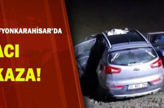 Afyonkarahisar'da Acı Kaza: 4 Ölü! / A Haber