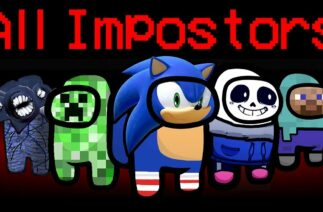 Among Us Perfect Timing All is an Impostor Top Funny Moment #14 Siren Head vs Cartoon Cat vs Sonic