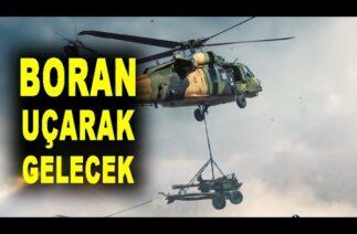 BORAN'ın gücü ASELSAN ile katlanacak – BORAN howitzer – BORAN obüsü – ASELS – Türk Savunma Sanayi