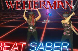 Beat Saber || Wellerman (Sea Shanty) TikTok Remix (Expert+) || Mixed Reality