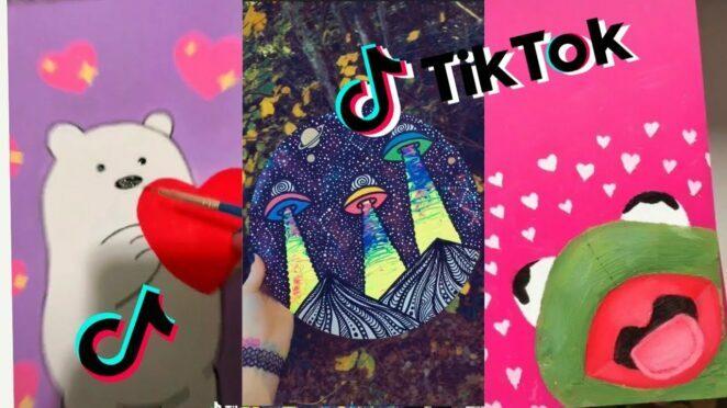 Beautiful Art I found On TikTok 🎨😊