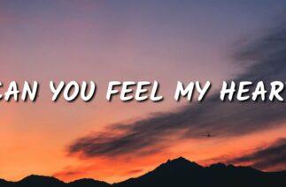 Bring Me The Horizon – Can You Feel My Heart (Lyrics) [TikTok Song]