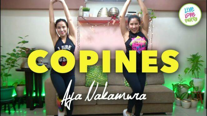Copines by Aya Nakamura   Live Love Party™   Zumba®   Dance Fitness   Tiktok