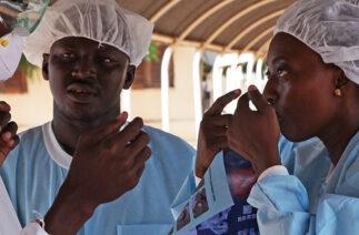 Ebola ile mücadele sürüyor