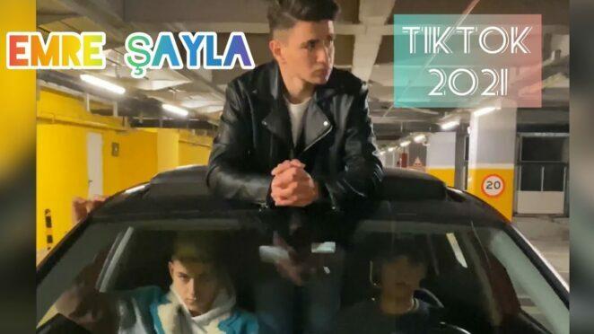 Emre Şayla TikTok videoları2021