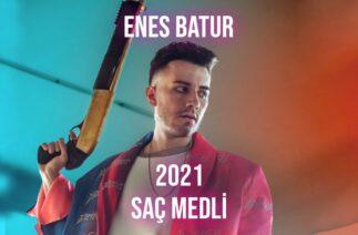 Enes Batur 2021 TikTok En İyi Erkek Saç Modeli Skin Fade