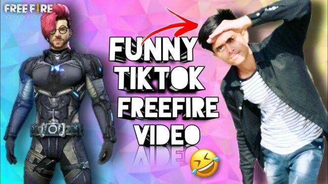 Funny Freefire Tiktok Videos #18 | Comedy Video😂 | FuKreY GaMers
