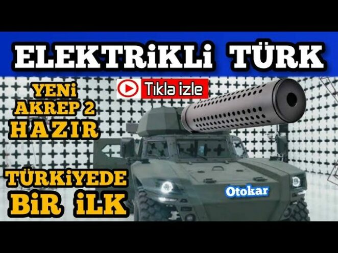 GELECEĞİN TEKNOLOJİSİ – Türk Savunma Sanayi Gelişmeleri