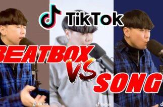 Hiss | TikTok Beatbox vs Song Collection 2021