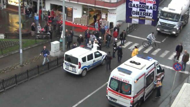 Karadeniz Ereğli Trafik Kazası