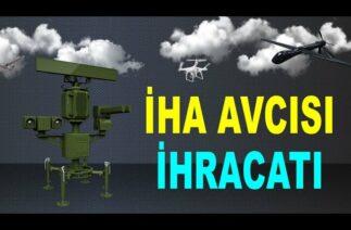 Kore'ye teknoloji ihracatı: Doruk İHA Tespit Radarı – Doruk UAV Detection Radar – Savunma Sanayi