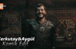Kuruluş Osman|Cerkutay&Aygül Komik Edit 😂❤️ #kuruluşosman #cerkutay #aygül
