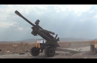 MKE tarafından üretilen Havadan Taşınabilir 105 mm Hafif Çekili Obüs BORAN