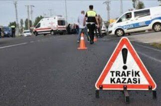 MOBESELERE YAKALANAN ARALIK AYI TRAFİK KAZALARI!!