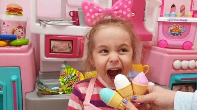 Maya'ya Komik Dondurma Şakası Yaptık 🍨🍦