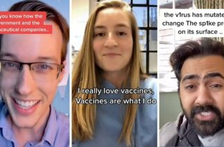 Meet the scientists tackling vaccine misinformation on TikTok